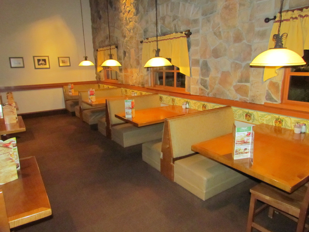 Restaurant Projects - Gentry Seating